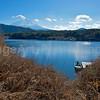 Lake Saiko, near Mount Fuji, Shizuoka, Japan