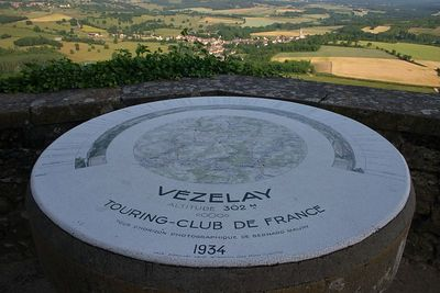 Vezelay marker