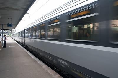 Train to Paris 2