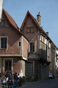 Nevers-sur-Serein buildings