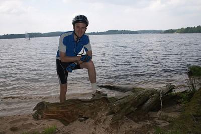 Me, lake 2