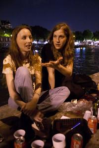 Ingrid and Raluca 2