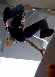 Sarah coming down