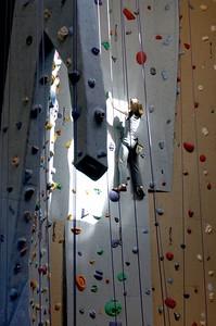 Shanda climbing wide-view
