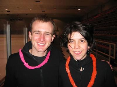 Sarah me MIT ice skating 2
