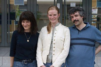 Lauren and colleagues