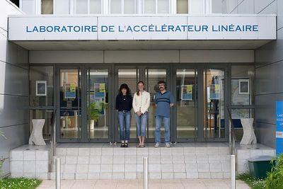 Lauren and colleagues wide