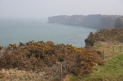 Pointe du Hoc coastline 2