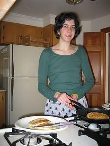 Sarah pancakes 2