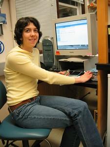 Sarah computer