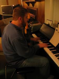 Seth playing