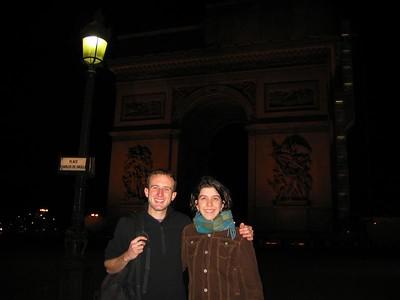 Sarah and me CDG