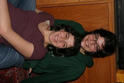 Sarah and Julia 2