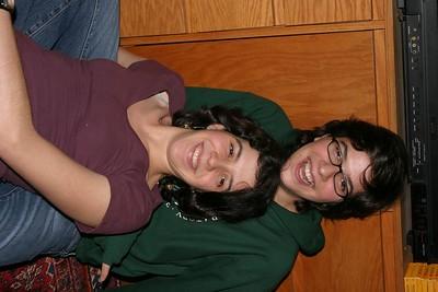 Sarah and Julia
