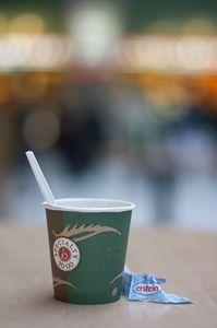 Coffe, Gare de Lyon