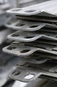 Scaffolding edges