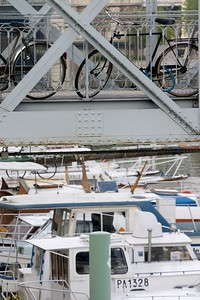 Bastille Port bridge