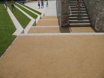 Bound Gravel Paving System