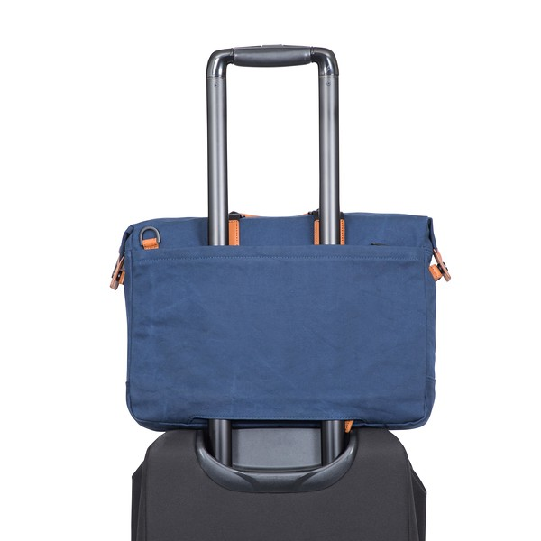 Fulham; Tournay; Topload Briefcase; 15'';159-202-NKW ;Trolly Detail