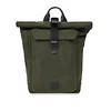 """AW 18 Fulham Novello Rolltop Backpack 15"""" 159-402-GRN Front"""