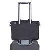 Fulham; Blake; Briefcase; 14'';159-20-BKW; Internal Tech Pocket