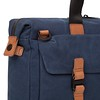 Fulham; Tournay; Topload Briefcase; 15'';159-202-NKW ;Three Detail 2