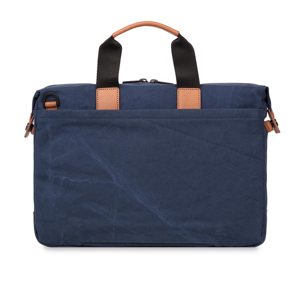 Fulham; Tournay; Topload Briefcase; 15'';159-202-NKW ;Back