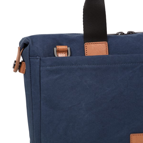 Fulham; Tournay; Topload Briefcase; 15'';159-202-NKW ;Three Detail 4