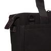 "Fulham Blake Briefcase 14"" 159-201 Black Detail 1"
