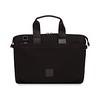 "Fulham Blake Briefcase 14"" 159-201 Black Front"