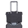 "Fulham Blake Briefcase 14"" 159-201 Black Detail 4"