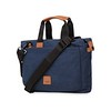 Fulham; Blake; Briefcase; 14'' ;159-201NKW ;Three Quarter with Strap