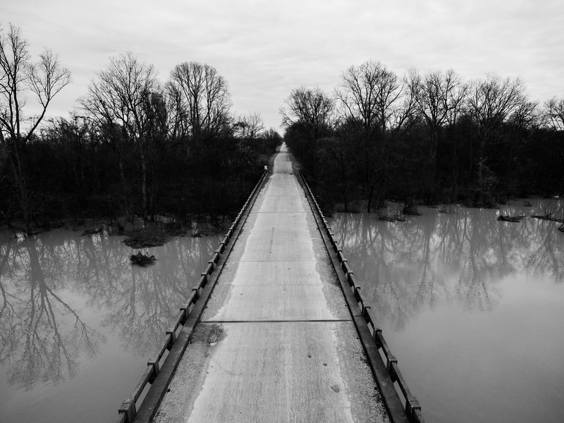 Zumbro Road Bridge (BW)