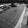 CHS Wildcats Home Field (BW)