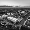 Juke Joint Festival 2016 - Downtown Clarksdale (BW)