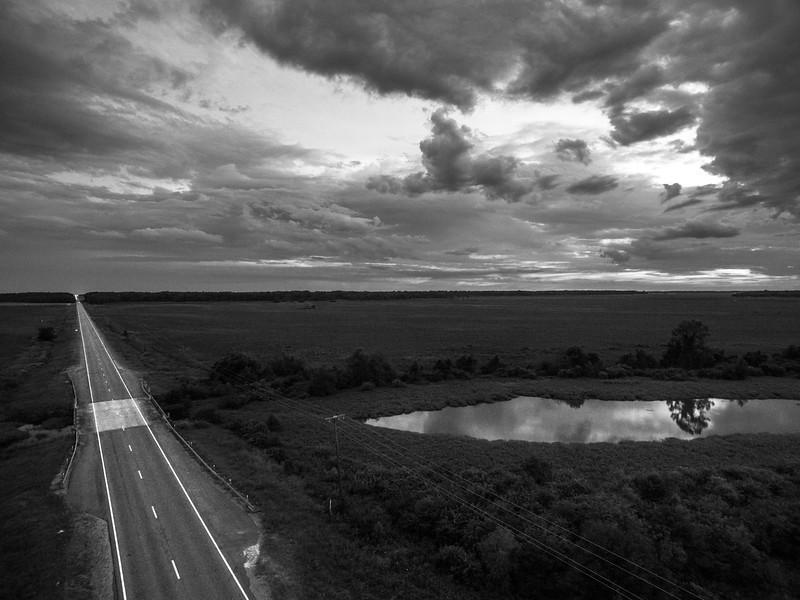 Highway 49 E (BW)