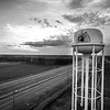 Clarksdale Tower (BW)