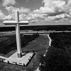 Cross over Highway 82 (2-BW)