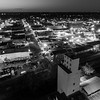 Downtown Clarksdale (BW)