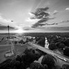 Leland Skyline (BW)