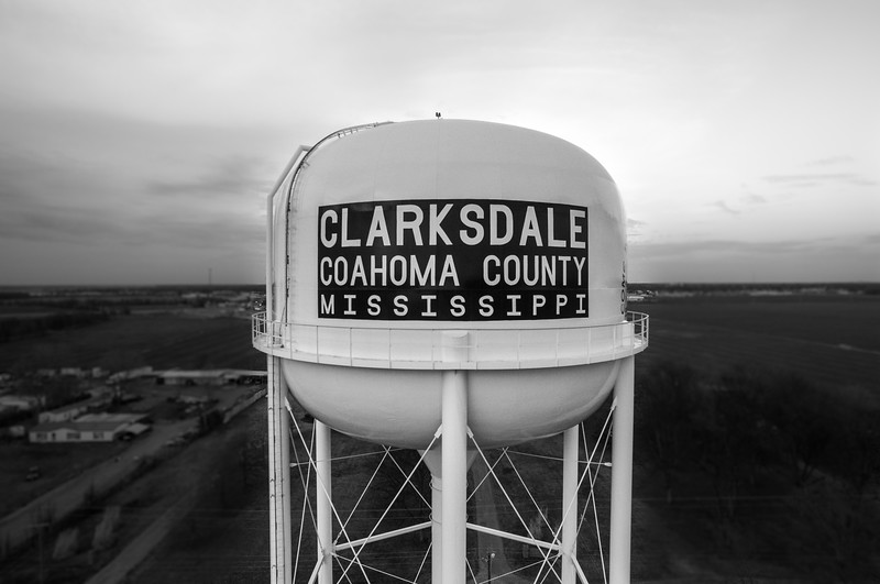 Clarksdale - Cahoma County (BW)