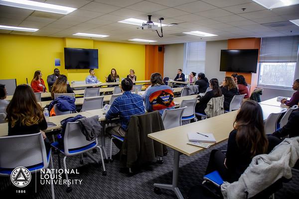 Full Circle Event   April 14, 2018   Chicago Campus
