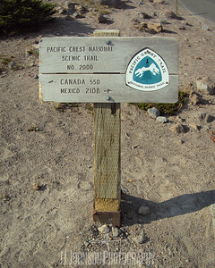 PCT Trail Distances