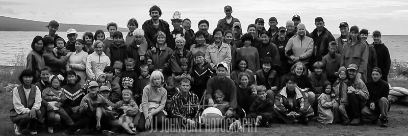 Family Camp Group Photo