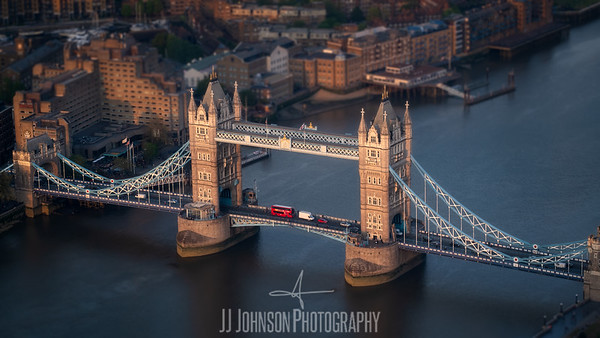 Tower Bridge in mini