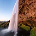 Seljalandsfoss Flow