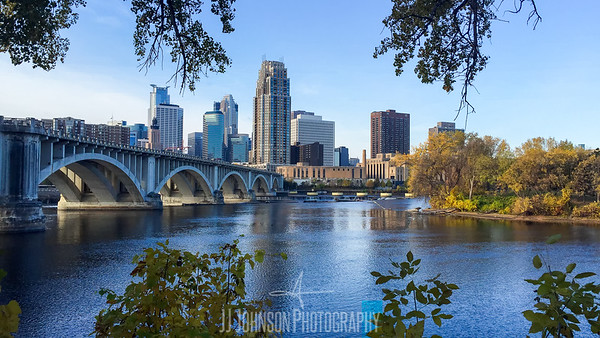 Minneapolis Framed