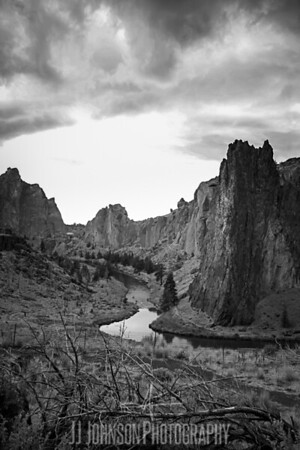 B&W Smith Rock