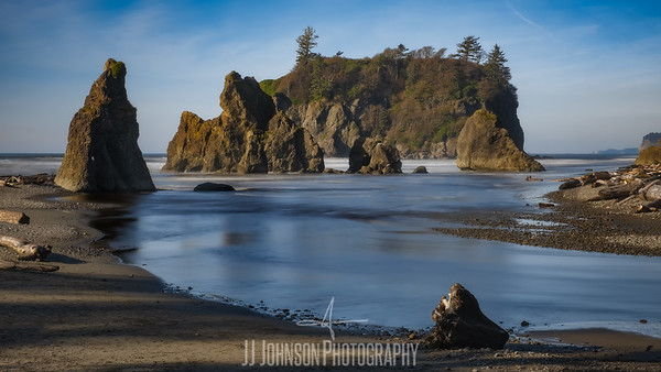 Out to Ruby Beach