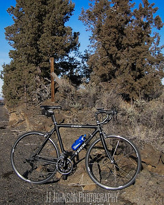 Trek 5500 on East Side of Bend